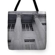 Pillars And Windows Tote Bag