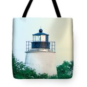 Piney Point Maryland Lighthouse Tote Bag