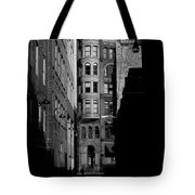 Pioneer Square Alleyway Tote Bag