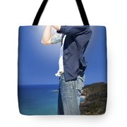 Pirate With Spyglass Tote Bag