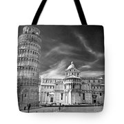 Pisa - The Leaning Tower Tote Bag