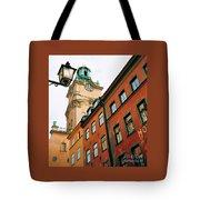 1 Pm In Stockholm Tote Bag