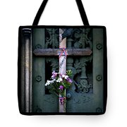 The French Cross Tote Bag