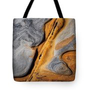 Point Lobos Abstract 4 Tote Bag