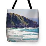 Point Sur Lighthouse Tote Bag