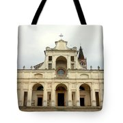 Polirone Abbey Tote Bag