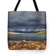 Pomeroy Lake Tote Bag
