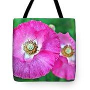 Poppy Power Tote Bag