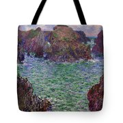 Port-goulphar Tote Bag