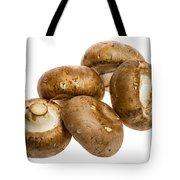 Portobello Mushrooms Tote Bag