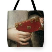 Portrait Of The Artists Sister Tote Bag