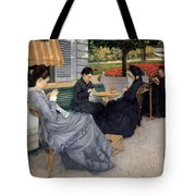 Portraits In The Countryside Tote Bag