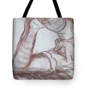 Posed Tote Bag
