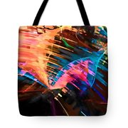 Poured Out Praise Tote Bag