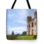 Powderham Castle Tote Bag