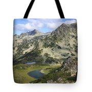 Prevalski And Valyavishki Lakes Pirin National Park Bulgaria  Tote Bag