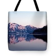 Prince William Sound Reflections Tote Bag
