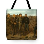 Prisoners From The Front Tote Bag