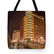 Providence Rhode Island Tote Bag