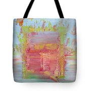 Psychedelic Object Tote Bag