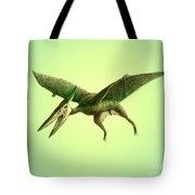 Pterodactyl, Cretaceous Dinosaur Tote Bag