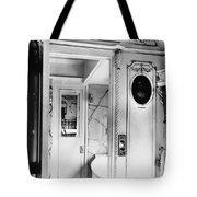 Pullman Car Loretto Tote Bag
