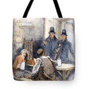 Puritan Tavern Inspection Tote Bag