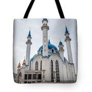 Qolsharif Mosque Tote Bag