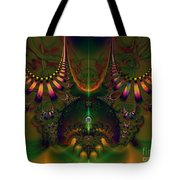 Quantum Dot Tote Bag by Peter R Nicholls
