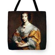 Queen Henrietta Maria Tote Bag