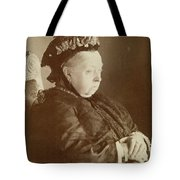 Queen Victoria Of England Tote Bag