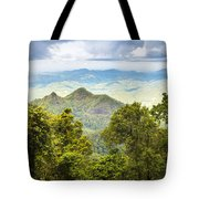 Queensland Rainforest Tote Bag