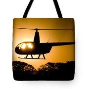 R44 Sunset Tote Bag