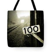 Railway  Tote Bag
