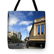 Railway Station Adelaide Tote Bag