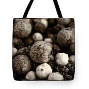 Rainbow Peppercorn Macro Tote Bag