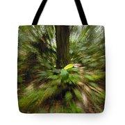 Rainforest Andes Mountains Ecuador Tote Bag