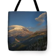 Rainier Capped Tote Bag