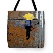 Rainy Days And Mondays Tote Bag by David Bearden