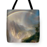 Rainy Season In The Tropics Tote Bag