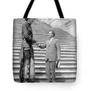 Ralph E Tote Bag