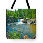 Rancheria Falls-yt Tote Bag