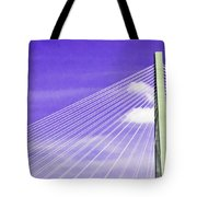 Ravenel Bridge # 2 Tote Bag