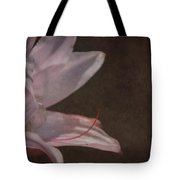 Reaching Out Tote Bag