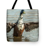 Readdy For Take Off Tote Bag