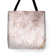 Recycled Paper Texture Tote Bag