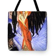Red Cocotte Tote Bag