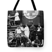 Red Cross, C1918 Tote Bag
