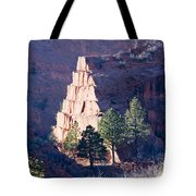 Red Rocks Open Space Tote Bag