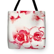 Red Rover I Tote Bag